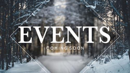view the Motion Background Winter Events