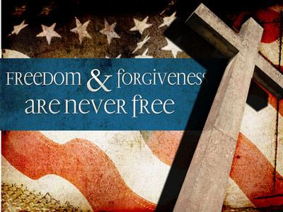 PowerPoint Template on Freedom & Forgiveness