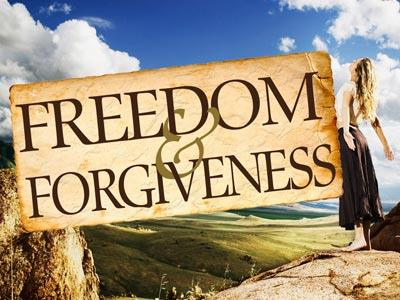 PowerPoint Template on Freedom And Forgiveness