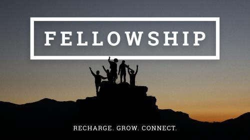 PowerPoint Template on Fellowship