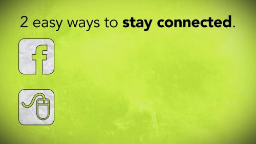 view the Motion Background 2 Easy Ways To Stay Connected