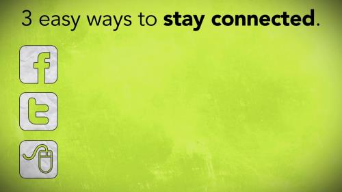 view the Motion Background 3 Easy Ways To Stay Connected