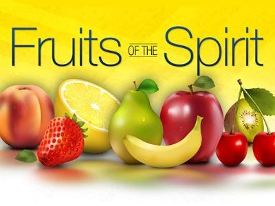 PowerPoint Template on Fruits Of The Spirit