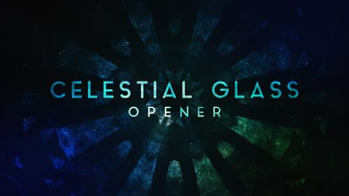 view the Video Illustration Celestial Glass Opener