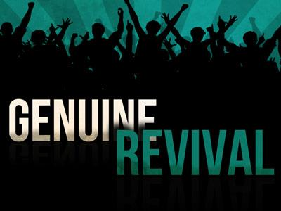 PowerPoint Template on Genuine  Revival