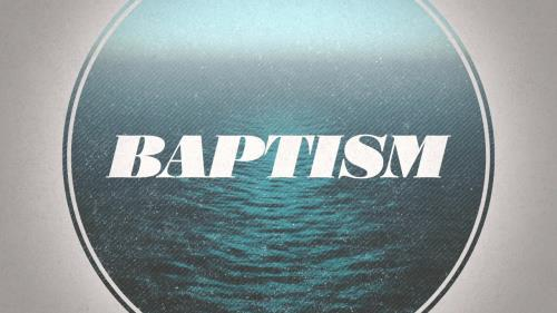 view the Motion Background Baptism Waves Title 01