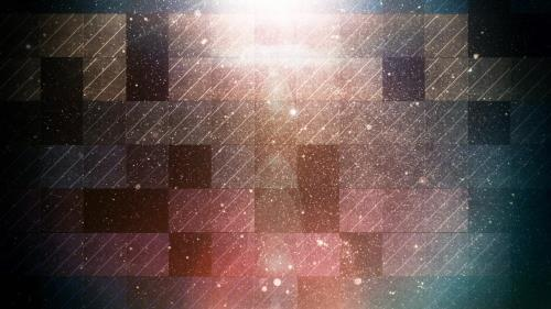 view the Motion Background Bright Squares 03