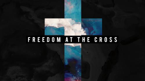 Worship Music Video on Freedom At The Cross