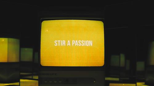 view the Video Illustration Stir A Passion