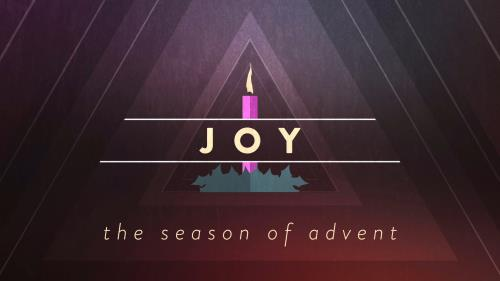 view the Motion Background Christmas Advent Candles Joy