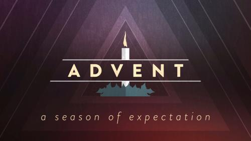 view the Motion Background Christmas Advent Candles Title 01