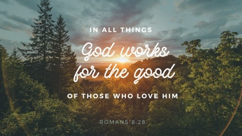 view the PowerPoint Template Romans 8:28
