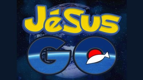 Video Illustration on Jesus Go!