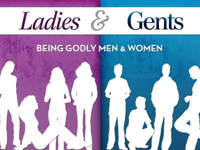 PowerPoint Template on Godly Men And Women