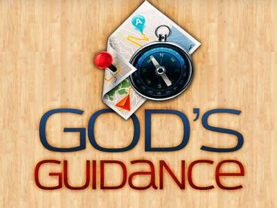 PowerPoint Template on Gods  Guidance