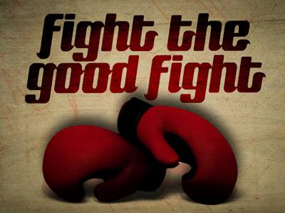 media Good  Fight