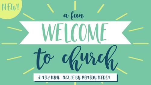 view the Video Illustration A Fun Welcome To Church