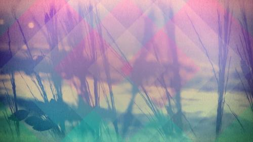 Motion Background on Creation's Wonder 03