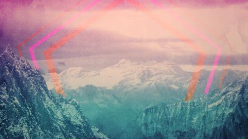 Motion Background on Creation's Wonder 05