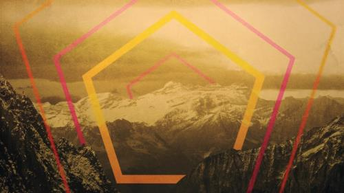 Motion Background on Creation's Wonder 06