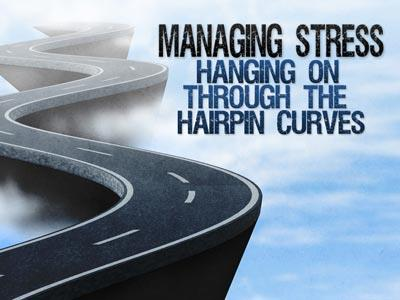 PowerPoint Template on Hairpin  Curves