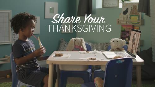 view the Video Illustration Share Your Thanksgiving