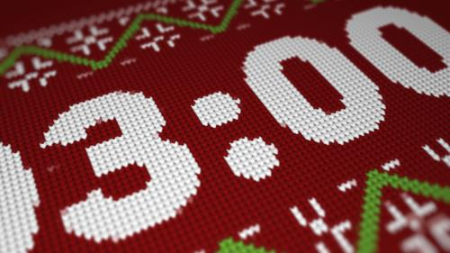 view the Countdown Video Christmas Sweater