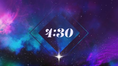 view the Countdown Video Christmas Galaxy 02