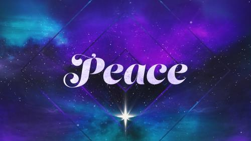 view the Motion Background Christmas Galaxy Peace