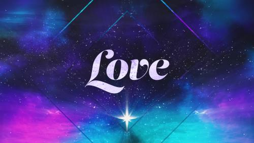 view the Motion Background Christmas Galaxy Love