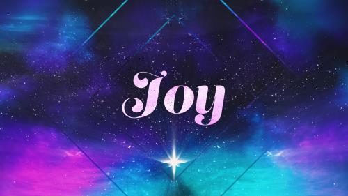 view the Motion Background Christmas Galaxy Joy