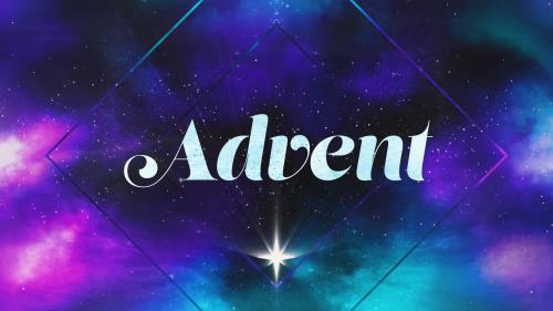 view the Motion Background Christmas Galaxy Advent