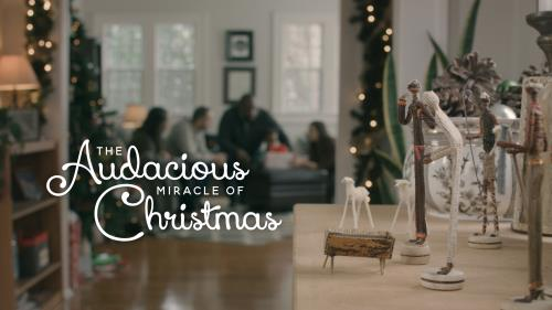 Video Illustration on The Audacious Miracle Of Christmas