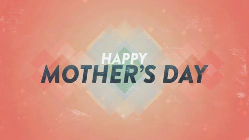 view the Motion Background Modern Flowers Mother's Day