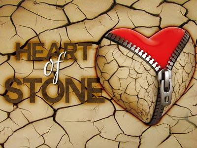 view the PowerPoint Template Heart Of  Stone