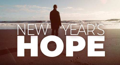 view the Video Illustration A New Year's Hope