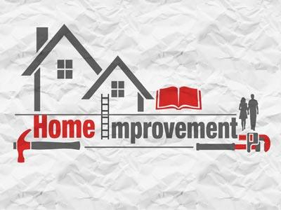 PowerPoint Template on Home Improvement