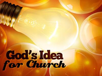 PowerPoint Template on Idea For  Church