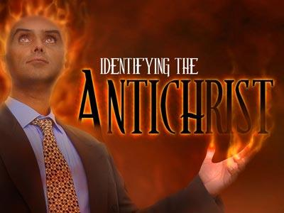 PowerPoint Template on Identifying The  Antichrist