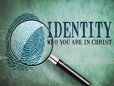 PowerPoint Template on Identity  Who  You  Are In  Christ