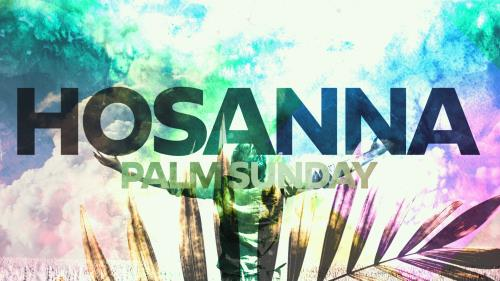 view the Video Illustration Palm Sunday (Hosanna)