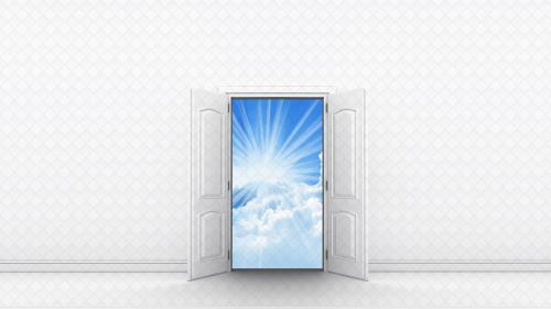 Is  Heaven  For  Everyone PowerPoint Template 2