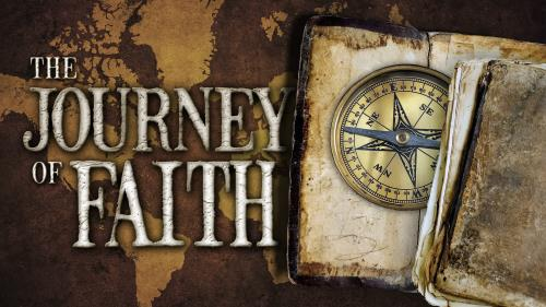Journey of  Faith PowerPoint Template 1