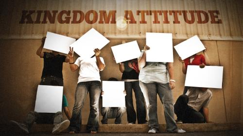 Kingdom  Attitude PowerPoint Template 2