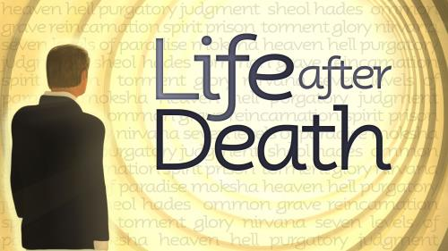 Life After Death PowerPoint Template 1