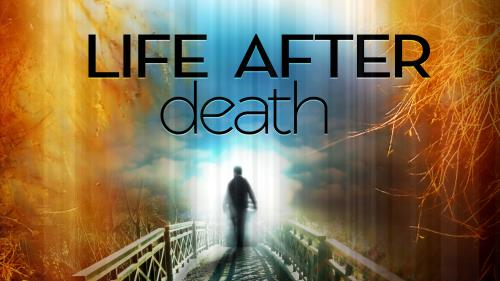 Life  After  Death 2 PowerPoint Template 1