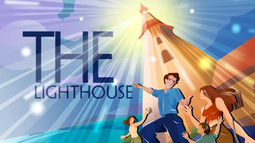 Lighthouse 2 PowerPoint Template 1