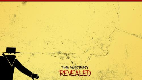 Mystery  Revealed PowerPoint Template 3