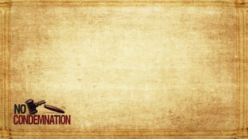 No  Condemnation PowerPoint Template 3