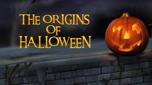 Church Powerpoint Template Origins Of Halloween Sermoncentral